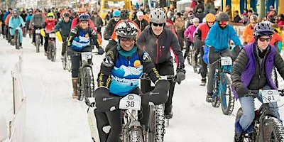 Big Fat Ride - Anchorage, Alaska - An Official Fur Rondy Event