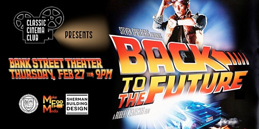 Back to the Future (1985) screening