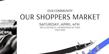 Launch of Our Shoppers Market tickets