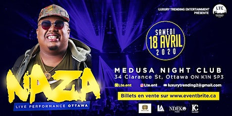 NAZA à Ottawa tickets
