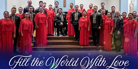 """Fill the World with Love""  A Springtime Choral Concert tickets"