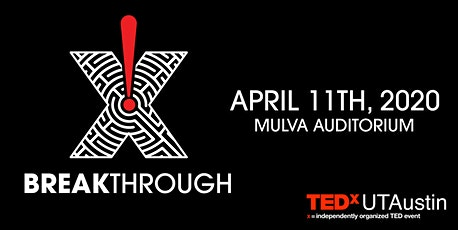 TEDxUTAustin 2020: Break Through tickets