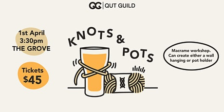 Event Series: Knots & Pots tickets
