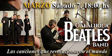Galalirica Beatles Band entradas