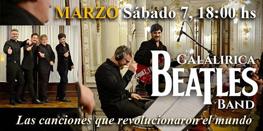Galalirica Beatles Band