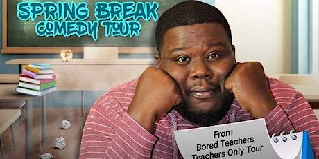 Teachers Out  Spring Break Comedy Tour with KC MACK - San Antonio tickets