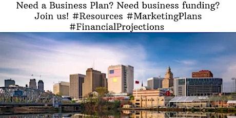 Need a Business Plan? Need Business Funding? Join us NJ w/ Rajeeyah Harris tickets