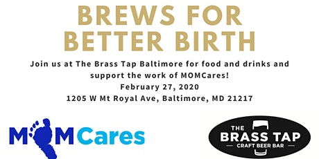 Brews for Better Birth tickets