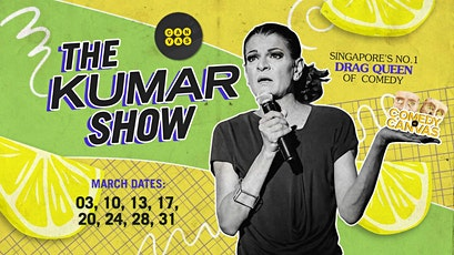 The Kumar Show: March 2020 Edition tickets