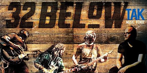 32 Below at TAK Music Venue