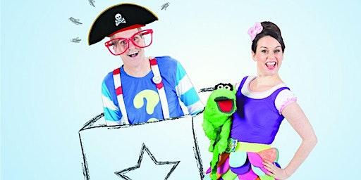 Kazoos  Children's Live Musical Performance