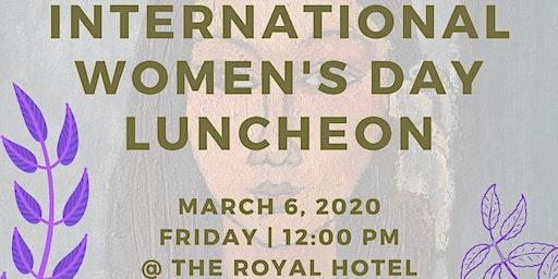 PWiB International Women's Day Event