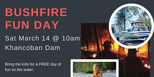 Corryong/Khancoban Bushfire Fun Day