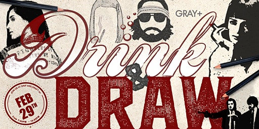 Drink & Draw: Drip & Draft