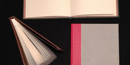 Bookbinding: French Sewn Flat Back with Guy Begbie