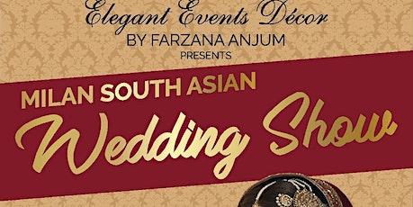Milan South Asian wedding show  tickets