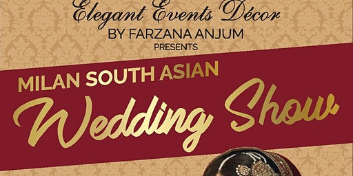 Milan South Asian wedding show