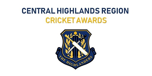 Central Highlands Region Cricket Awards