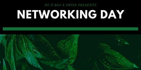 Networking Day tickets