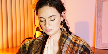 Meditation Class: Prayers & Gratitude tickets