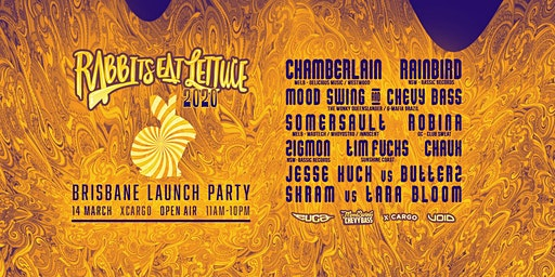 Rabbits Eat Lettuce 2020 • Brisbane Launch Party
