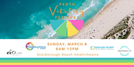 Perth Vitality Festival tickets