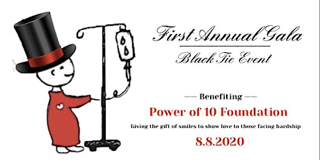 Power of 10 Foundation's First Annual Gala tickets