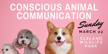 Conscious Animal Communication tickets