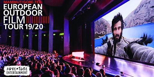 European Outdoor Film Tour screening