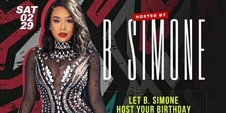 Glass on SAT Hosted by B Simone tickets