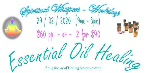 Essential Oil Healing - 1 person