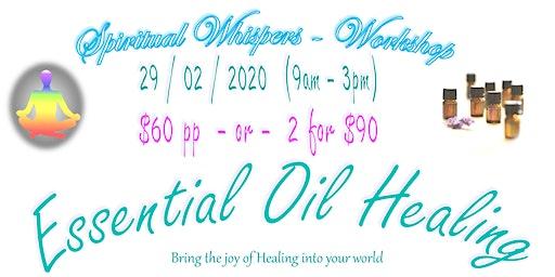Essential Oil Healing - 2 people