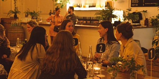 Queer Gal Speed Dating at Noisy Ritual