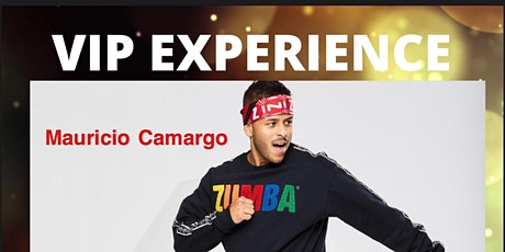 Mauricio Camargo Master Class VIP tickets