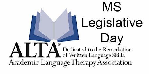 ALTA-MS Legislative Day
