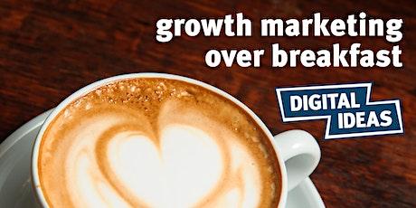 Digital marketing over breakfast Vienna #27 tickets