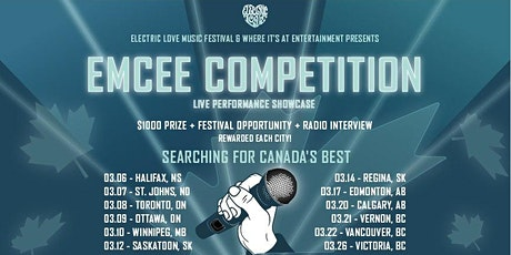 03.26 Emcee Competition (Victoria) tickets