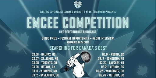 03.26 Emcee Competition (Victoria)