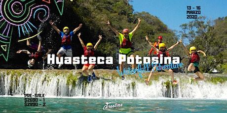 Huasteca Potosina - Waterfall Adventure boletos