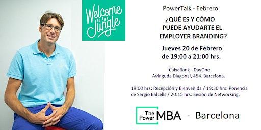 #PowerTalk - ThePowerMBA - Barcelona