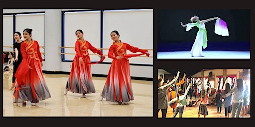 Chinese Dance Workshop for all ages