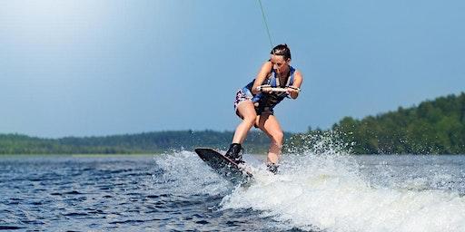 Waterski and Wakeboard Camp