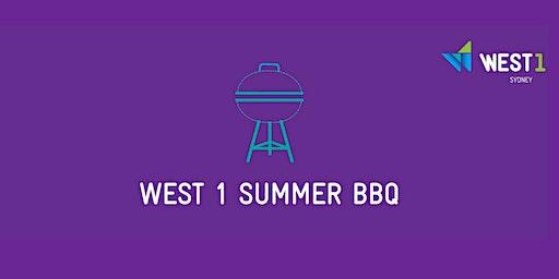 WEST 1 BBQ - Sydney