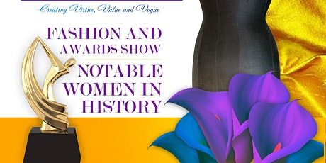 34th Annual Sealed Nectar Fashion Show - Notable Women in History tickets