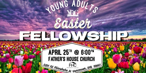 Oregon Young Adults Easter Fellowship