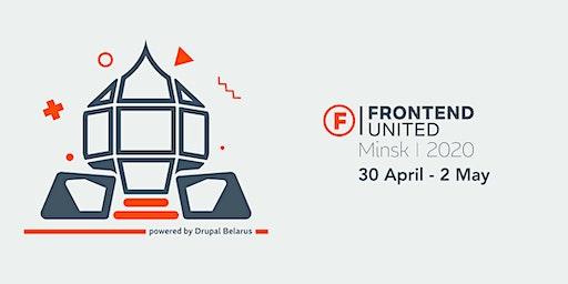 Frontend United Minsk 2020