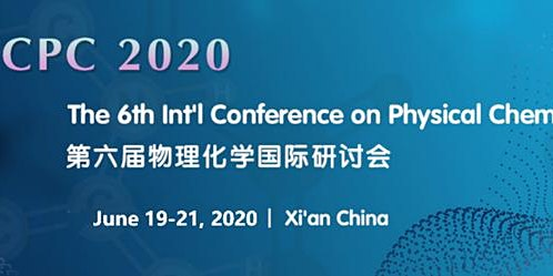 The 6th Int'l Conference on Physical Chemistry(CPC 2020)