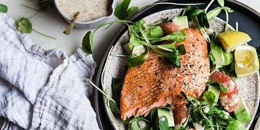Cooking Class: Eating for Glowing Skin (Dairy-Free & Gluten-Free)