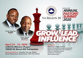 2020 RCCG NAR-10 Annual Pastors Summit (APS)