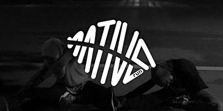 NATIVE:run // Week 8.0 tickets